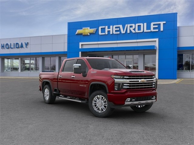 2020 Silverado 2500 Crew Cab 4x4, Pickup #20C414 - photo 1