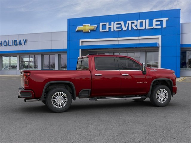 2020 Silverado 2500 Crew Cab 4x4, Pickup #20C414 - photo 5