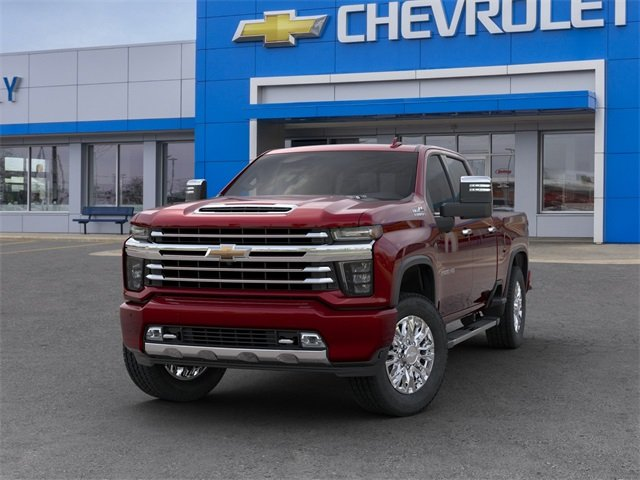 2020 Silverado 2500 Crew Cab 4x4, Pickup #20C414 - photo 6