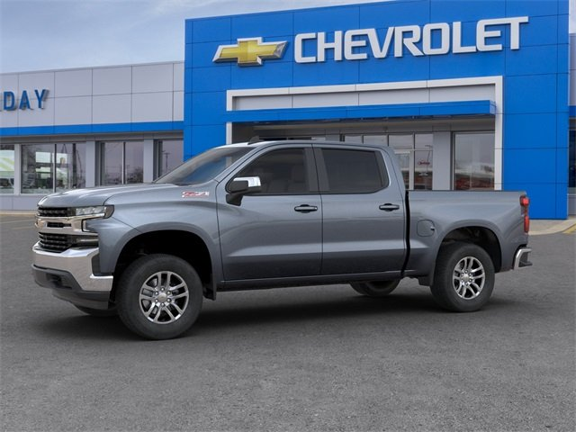 2020 Silverado 1500 Crew Cab 4x4, Pickup #20C419 - photo 4