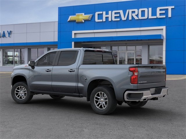 2020 Silverado 1500 Crew Cab 4x4, Pickup #20C419 - photo 5
