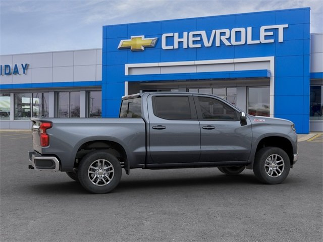 2020 Silverado 1500 Crew Cab 4x4, Pickup #20C419 - photo 6