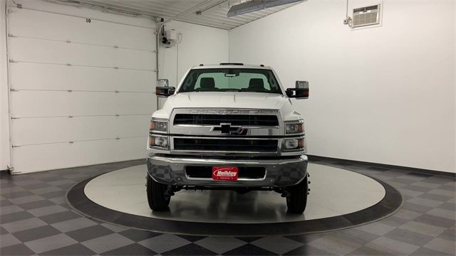 2020 Silverado 4500 Regular Cab DRW 4x4, Cab Chassis #20C481 - photo 24