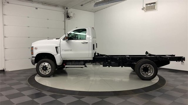 2020 Silverado 4500 Regular Cab DRW 4x4, Cab Chassis #20C481 - photo 26