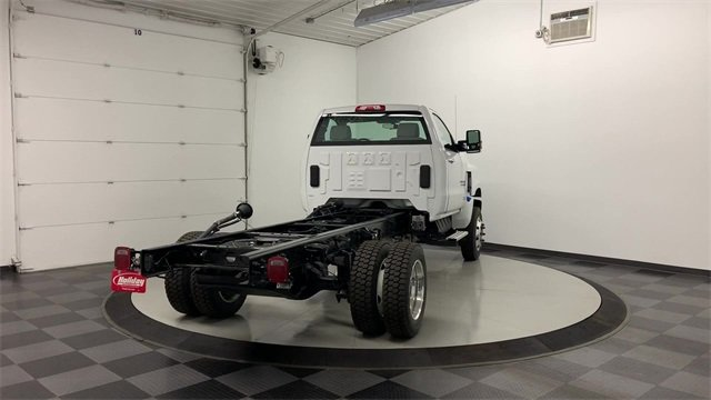 2020 Silverado 4500 Regular Cab DRW 4x4, Cab Chassis #20C481 - photo 28
