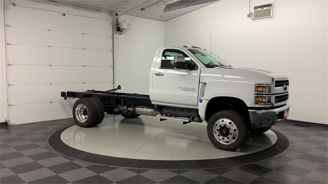 2020 Silverado 4500 Regular Cab DRW 4x4, Cab Chassis #20C481 - photo 29