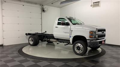 2020 Silverado 4500 Regular Cab DRW 4x4, Cab Chassis #20C481 - photo 23
