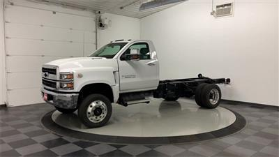 2020 Silverado 4500 Regular Cab DRW 4x4, Cab Chassis #20C481 - photo 25