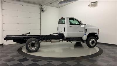 2020 Silverado 4500 Regular Cab DRW 4x4, Cab Chassis #20C481 - photo 2