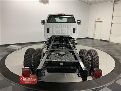 2020 Silverado 4500 Regular Cab DRW 4x4, Cab Chassis #20C481 - photo 4