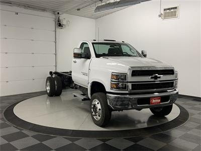 2020 Silverado 4500 Regular Cab DRW 4x4, Cab Chassis #20C481 - photo 1