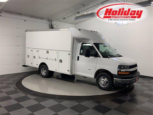 2020 Chevrolet Express 3500 RWD, Supreme Service Utility Van #20C520 - photo 1