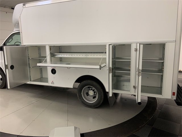 2020 Chevrolet Express 3500 4x2, Supreme Spartan Service Utility Van #20C520 - photo 19