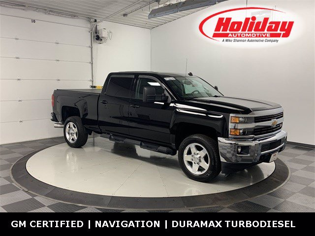 2015 Chevrolet Silverado 2500 Crew Cab 4x4, Pickup #20C577A - photo 1