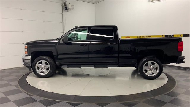 2015 Chevrolet Silverado 2500 Crew Cab 4x4, Pickup #20C577A - photo 37