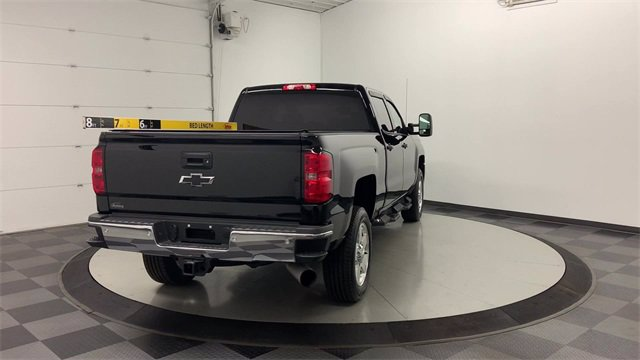 2015 Chevrolet Silverado 2500 Crew Cab 4x4, Pickup #20C577A - photo 38