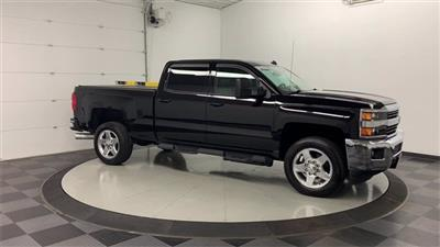 2015 Chevrolet Silverado 2500 Crew Cab 4x4, Pickup #20C577A - photo 39