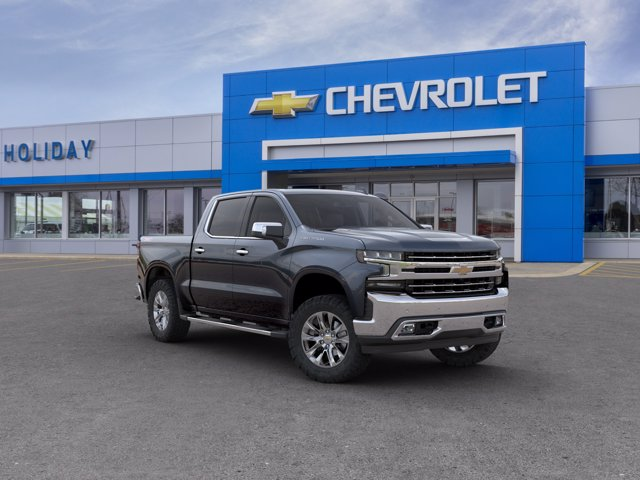 2020 Chevrolet Silverado 1500 Crew Cab 4x4, Pickup #20C626 - photo 1