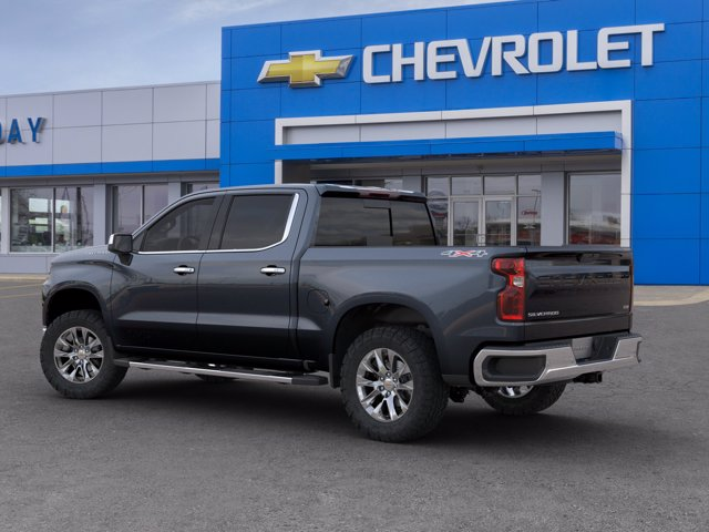 2020 Chevrolet Silverado 1500 Crew Cab 4x4, Pickup #20C626 - photo 6