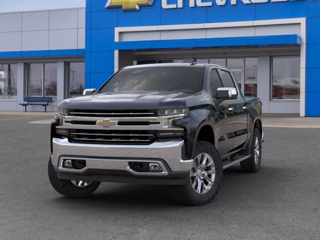 2020 Chevrolet Silverado 1500 Crew Cab 4x4, Pickup #20C626 - photo 3