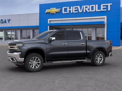 2020 Chevrolet Silverado 1500 Crew Cab 4x4, Pickup #20C626 - photo 4