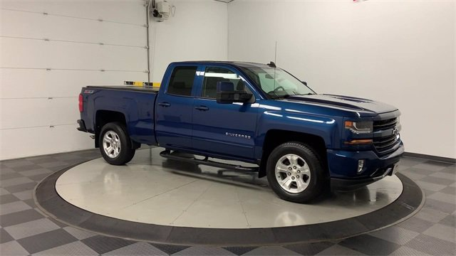 2017 Chevrolet Silverado 1500 Double Cab 4x4, Pickup #20C697B - photo 35