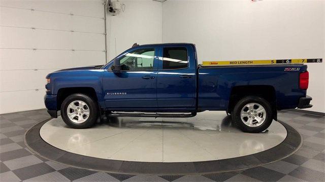 2017 Chevrolet Silverado 1500 Double Cab 4x4, Pickup #20C697B - photo 38