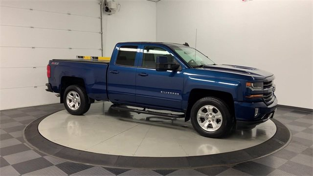 2017 Chevrolet Silverado 1500 Double Cab 4x4, Pickup #20C697B - photo 40