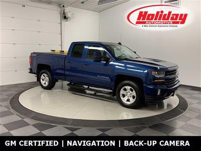 2017 Chevrolet Silverado 1500 Double Cab 4x4, Pickup #20C697B - photo 1