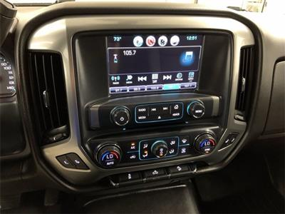 2017 Chevrolet Silverado 1500 Double Cab 4x4, Pickup #20C697B - photo 19