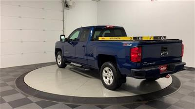 2017 Chevrolet Silverado 1500 Double Cab 4x4, Pickup #20C697B - photo 3