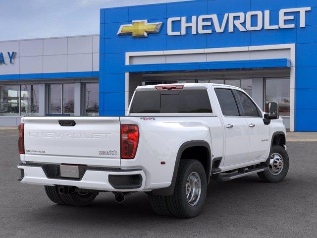 2020 Chevrolet Silverado 3500 Crew Cab 4x4, Pickup #20C704 - photo 2