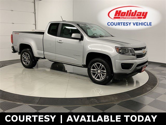 2020 Colorado Extended Cab 4x4, Pickup #20C71 - photo 1