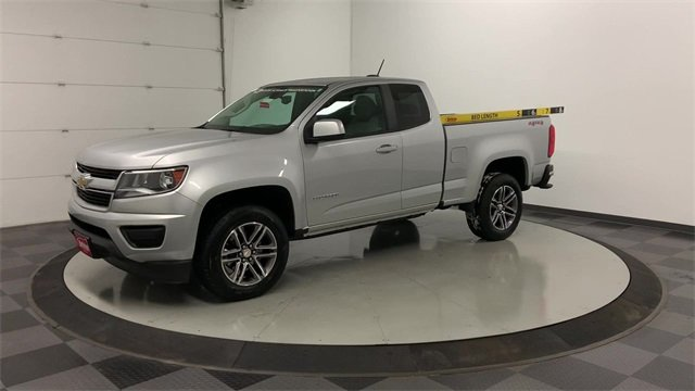 2020 Colorado Extended Cab 4x4, Pickup #20C71 - photo 5