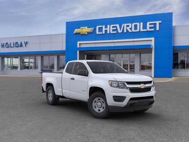 2020 Chevrolet Colorado Extended Cab RWD, Pickup #20C750 - photo 1