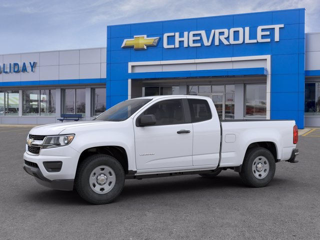 2020 Chevrolet Colorado Extended Cab RWD, Pickup #20C750 - photo 4