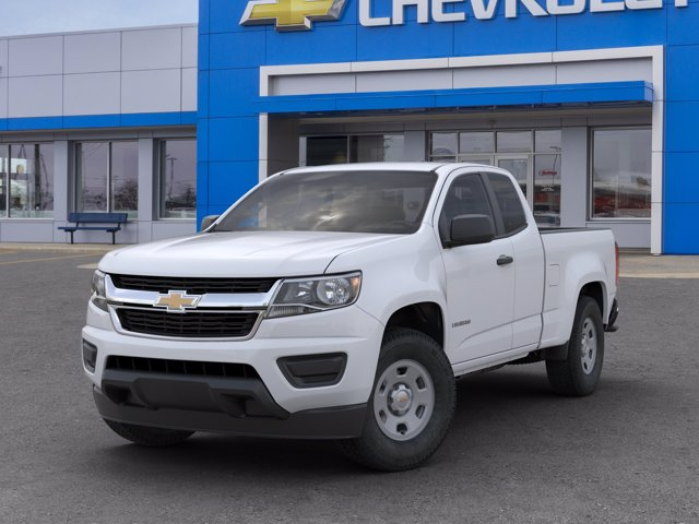 2020 Chevrolet Colorado Extended Cab RWD, Pickup #20C750 - photo 3