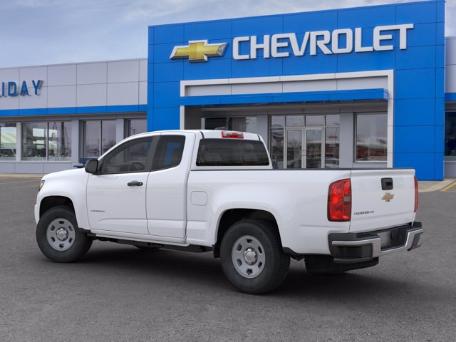 2020 Chevrolet Colorado Extended Cab RWD, Pickup #20C751 - photo 6
