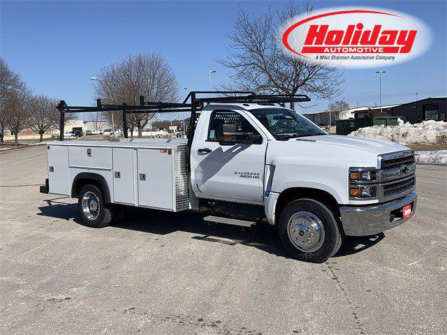 2020 Chevrolet Silverado 4500 Regular Cab DRW 4x2, Monroe Service Body #20C756 - photo 1