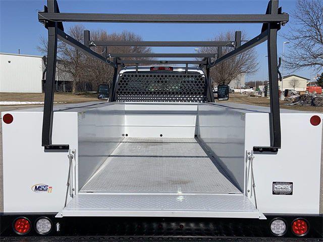 2020 Chevrolet Silverado 4500 Regular Cab DRW 4x2, Monroe MSS II Service Body #20C756 - photo 21