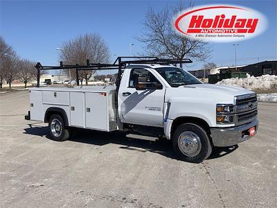 2020 Chevrolet Silverado 4500 Regular Cab DRW 4x2, Monroe MSS II Service Body #20C756 - photo 1
