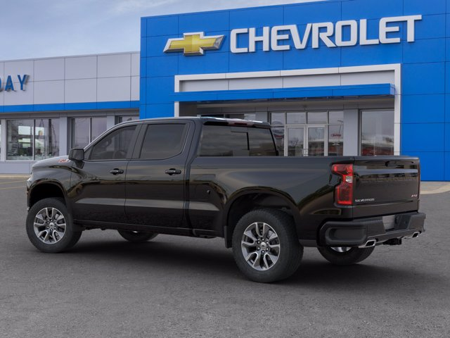 2020 Chevrolet Silverado 1500 Crew Cab 4x4, Pickup #20C763 - photo 4