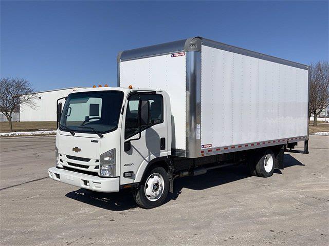 2020 Chevrolet LCF 4500 4x2, Morgan Dry Freight #20C799 - photo 19