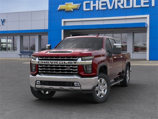 2020 Silverado 2500 Crew Cab 4x4, Pickup #20C9 - photo 13