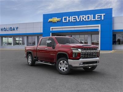 2020 Silverado 2500 Crew Cab 4x4, Pickup #20C9 - photo 3