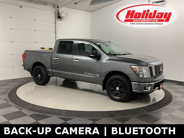 2018 Nissan Titan Crew Cab 4x4, Pickup #20F649A - photo 1
