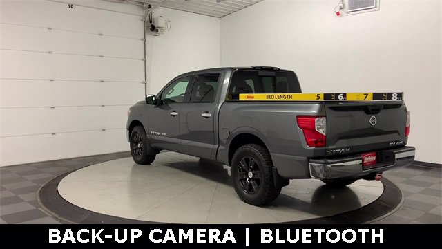 2018 Nissan Titan Crew Cab 4x4, Pickup #20F649A - photo 4
