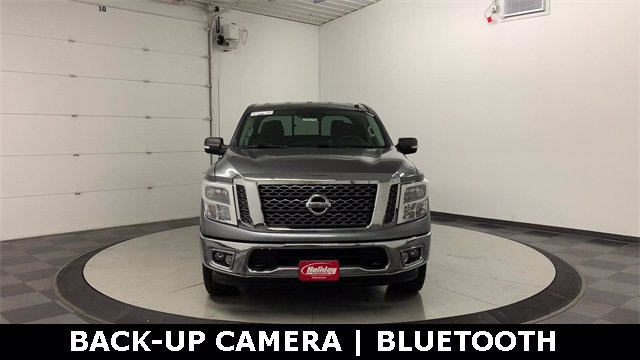 2018 Nissan Titan Crew Cab 4x4, Pickup #20F649A - photo 30