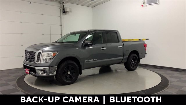 2018 Nissan Titan Crew Cab 4x4, Pickup #20F649A - photo 31