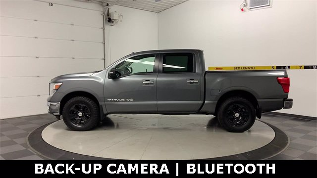 2018 Nissan Titan Crew Cab 4x4, Pickup #20F649A - photo 32